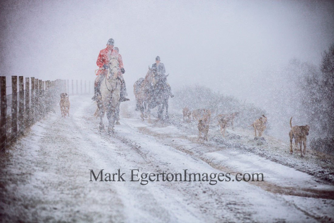 The Snow Storm Commeth